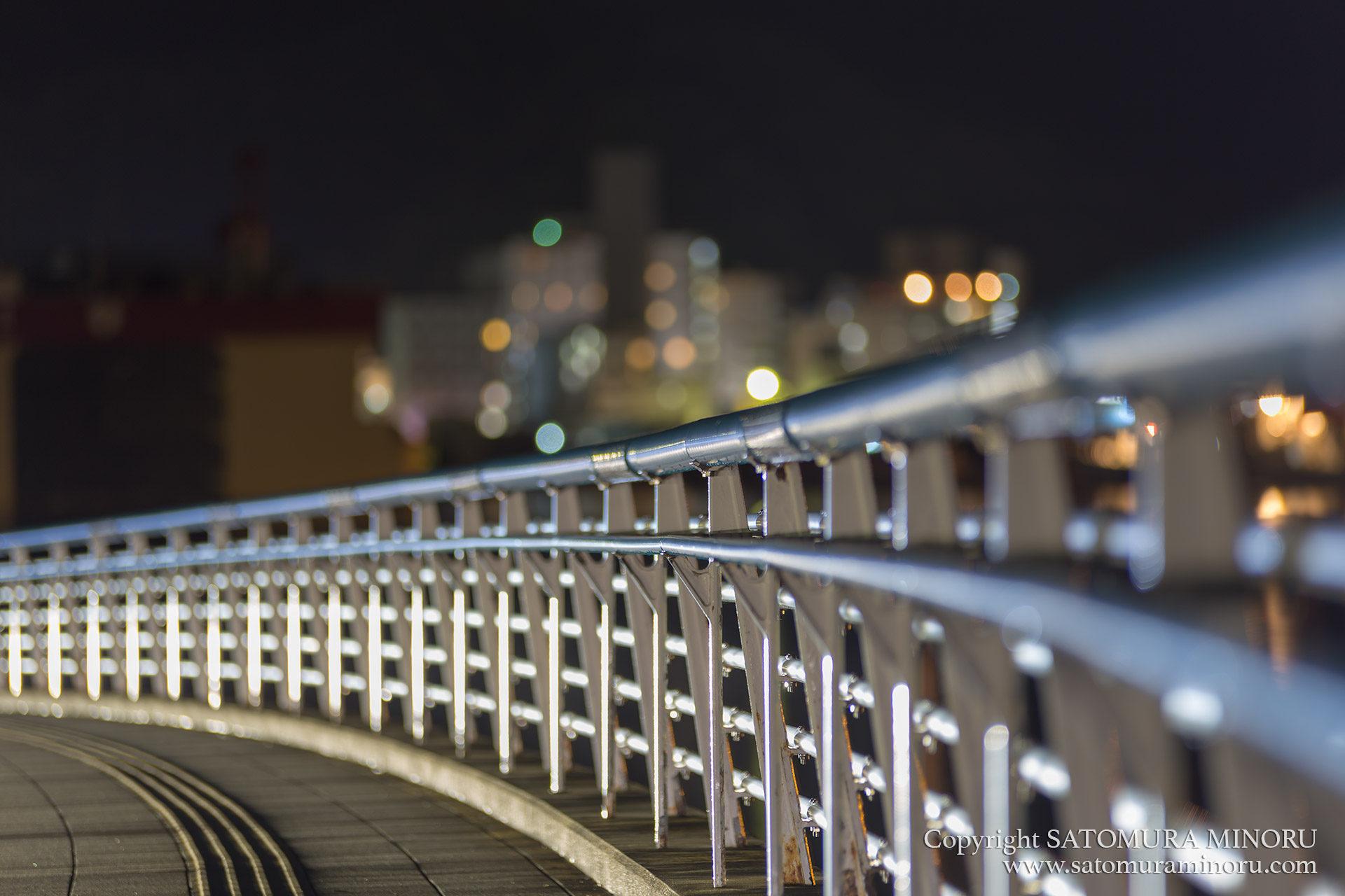 奄美市名瀬 夜景と星