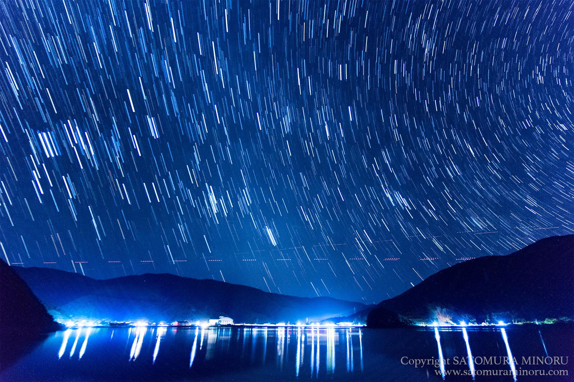 奄美市住用の星空