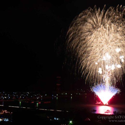第26回 龍郷ふるさと祭 花火大会