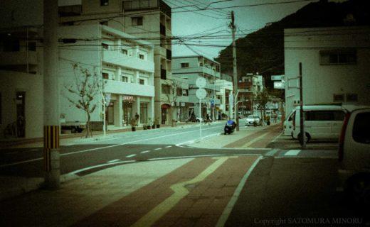 名瀬街商店街