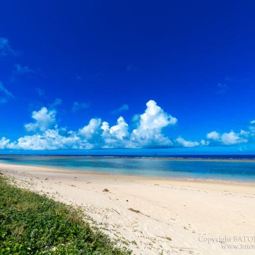 笠利町の用海岸