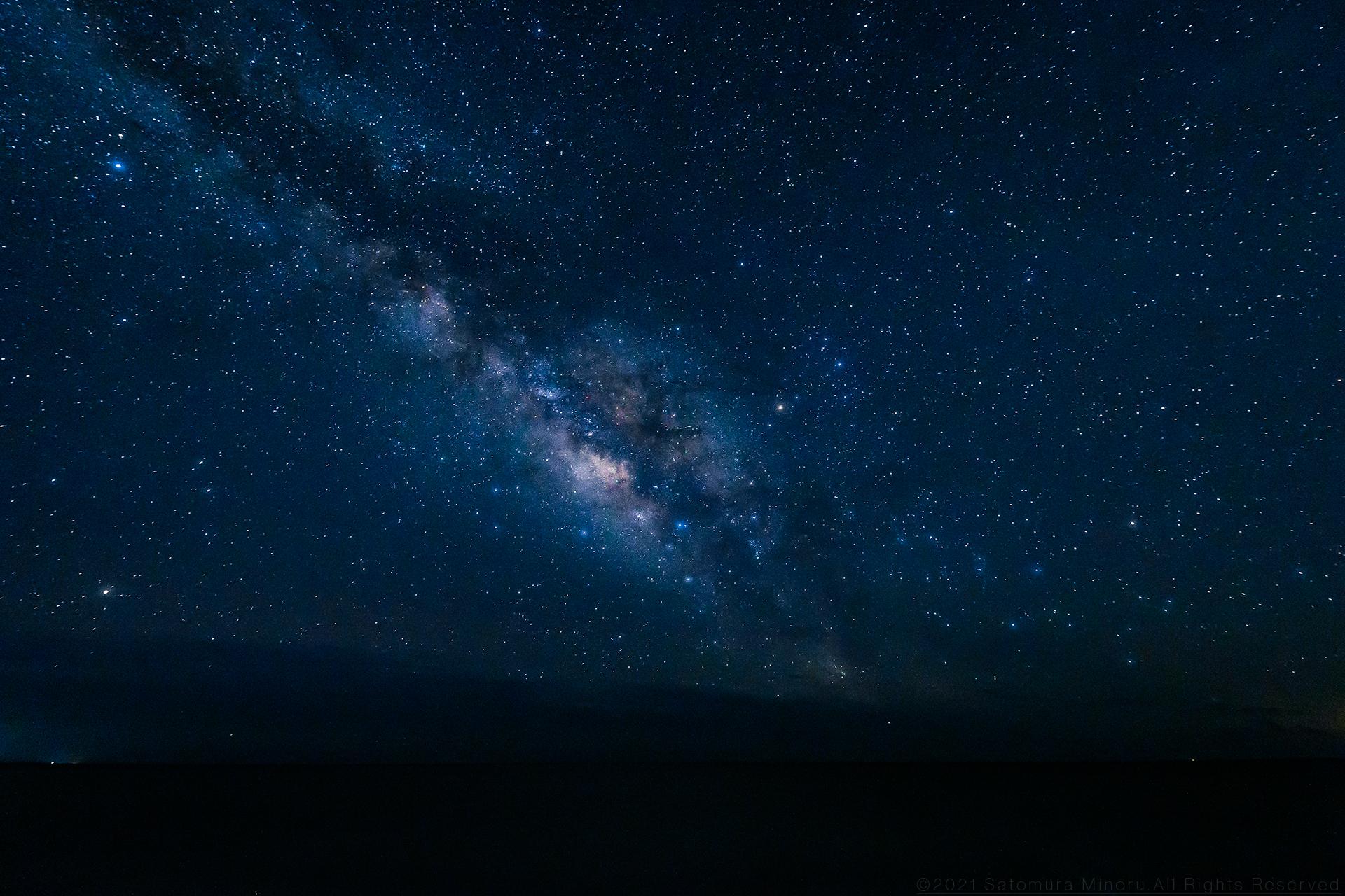奄美大島 天の川撮影